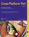 book cover thumbnail image of Cross Platform Perl, 2nd Edition