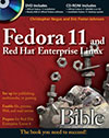 book cover thumbnail image of Fedora 11 and Red Hat Enterprise Linux Bible