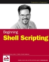 book cover thumbnail image of Beginning Shell Scripting
