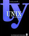 book cover thumbnail image of Teach Yourself Unix, 3rd Edition