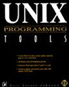 book cover thumbnail image of Unix Programming Tools